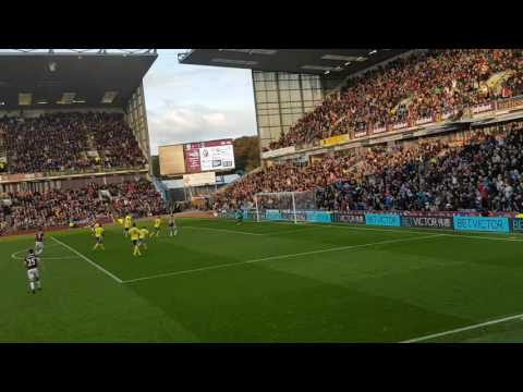 Burnley Fc vs everton arfield goal