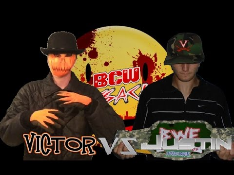 BCW MASSACRE! Backyard Wrestling