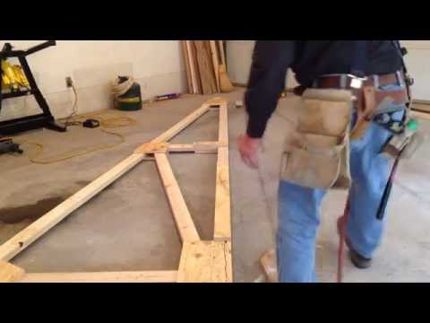 Build Your Own Wood Trusses