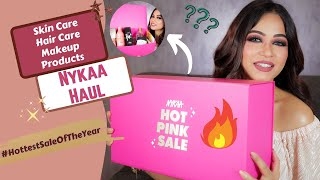 Nykaa Hot Pink Sale | Purchase Best Products on Discount | Nykaa Haul