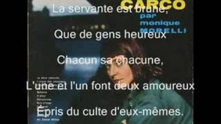 Monique Morelli - Le doux caboulot