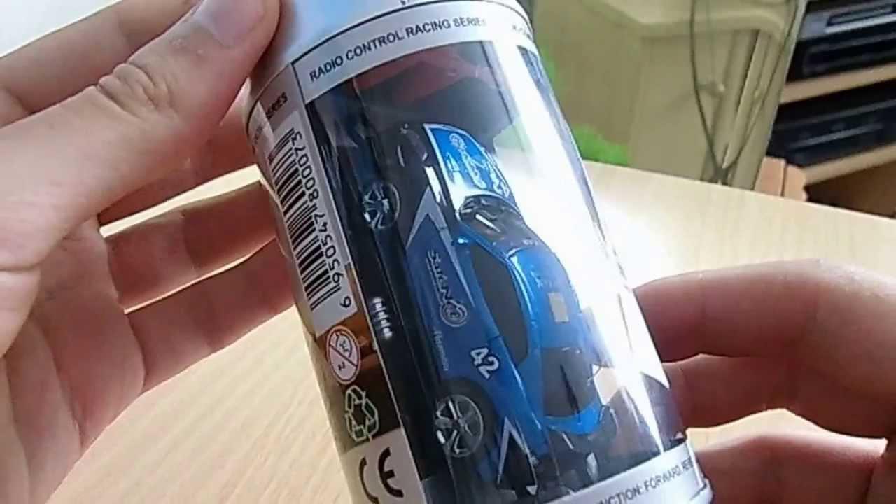 mini rc car ferngesteuertes mini auto gadget youtube. Black Bedroom Furniture Sets. Home Design Ideas