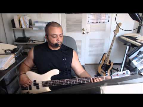 Easy Bass Lesson! Hold On - En Vogue