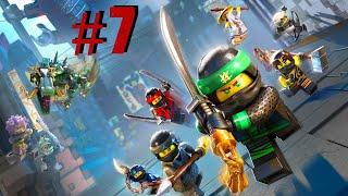 LEGO Ninjago Película el Videojuego Capitulo 7 LA MONTAÑA INSUPERABLE Español latino
