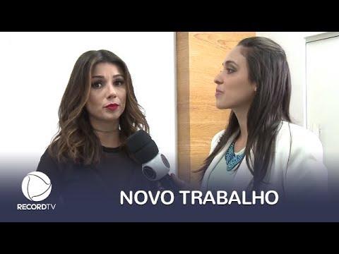 """""""A música 'Traidor' tem um pouco do que vivi"""", revela Paula Fernandes"""