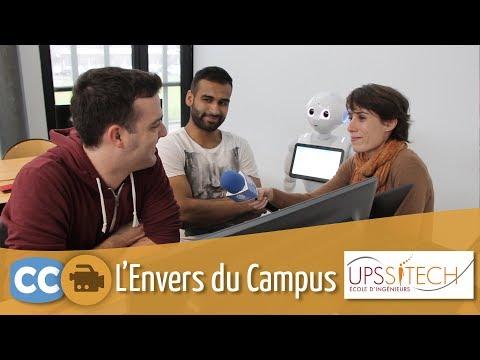 L'Envers du Campus de l'UPSSITECH, l'école d'ingénieurs de l'Université de Toulouse 3 Paul Sabatier