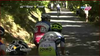 Tour de France Stage 17 Swedish EuroSport 1/2