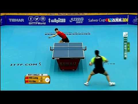 2015 Kuwait Open (MS-Final) MA Long - XU Xin [HD 1080p] [Full Match/Chinese]