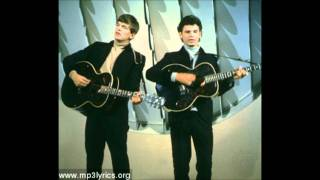 Watch Everly Brothers Should We Tell Him video
