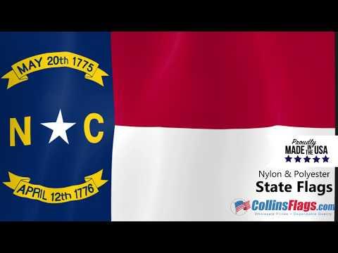 North Carolina State Flag Overview