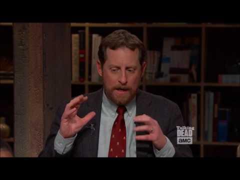 Talking Dead - Scott M. Gimple on season 8