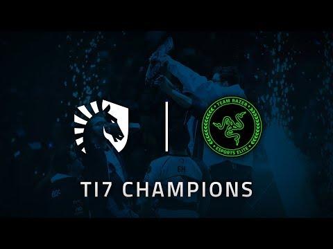 The International 7 - Team Liquid's Road to the Aegis
