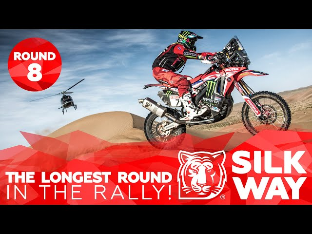 The longest round in the rally! | Silk Way Rally 2019🌏 - Stage 8