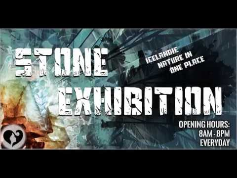 Ljósbrá - Stone Exhibition - Icelandic Nature in One Place