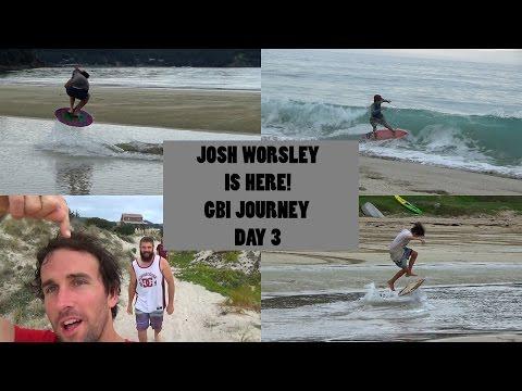 Josh Worsley Is Here - Great Barrier Island Journey Day 3