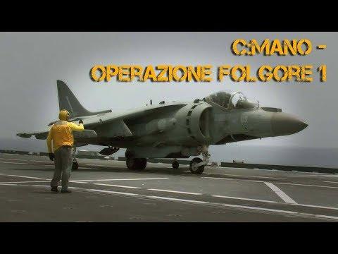 Operazione Folgore [Episode 1]: Command Modern Air and Naval Operations