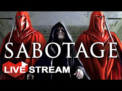 Star Wars Battlefront: Bespin DLC | SABOTAGE with EE-4 | Gameplay Live Stream