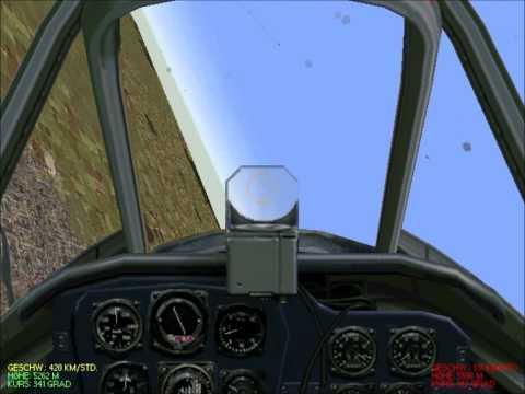 Let´s Play European Air War (1998) Me-262 Messerschmitt Vs. B-17