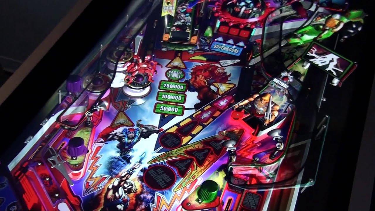 PinKadia! The Ultimate virtual Pinball / Arcade / PC combo