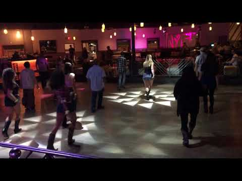 Look What God Gave Her Line Dance--by Adia Nuno--InCahoots Fullerton