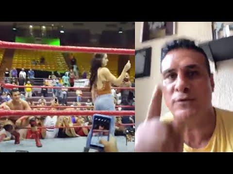 Alberto Del Rio has Message for Paige