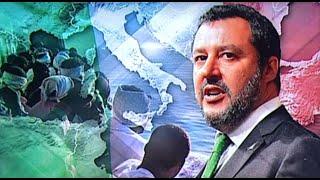 Matteo Salvini: Olaszország ellen indítottak támadást a civil szervezetek