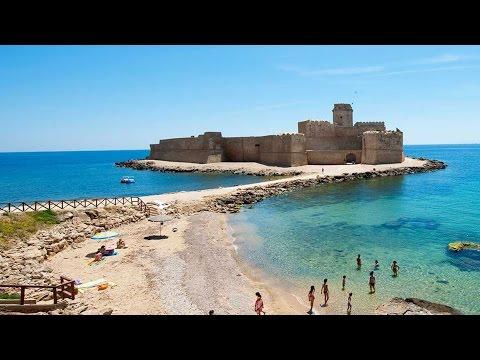 Isola Capo Rizzuto Calabria Italy YouTube