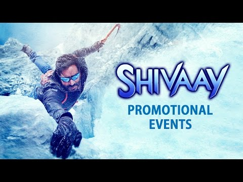 Shivaay Promotional Events | Ajay Devgn,...