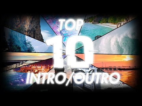 Top 10 Free Intro/Outro/Background Songs [Non-Copyrighted] 2019 HD