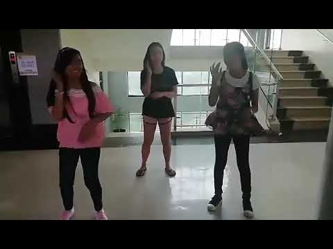BOOM BOOM DANCE CHALLENGE with Queen Pauline Mendoza And The Gang laughtrip Pau 😅😂