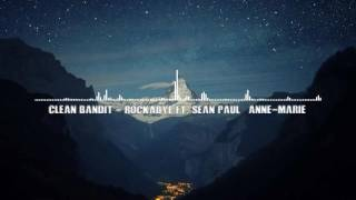 Clean Bandit - Rockabye ft. Sean Paul & Anne-Marie (Bass Boosted)