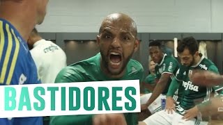 Bastidores - Peñarol 2 x 3 Palmeiras - Conmebol Libertadores Bridgestone