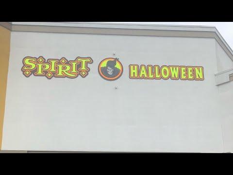 Former Hancock Fabric - Spirit Halloween (Gainesville GA)