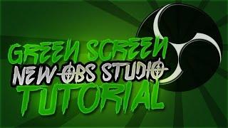 EASY Setup! [OBS STUDIO] Webcam + Green Screen 3 Minute Guide