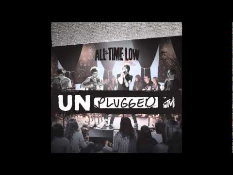 All Time Low  Coffee Shop Soundtrack  From MTV Unplugged