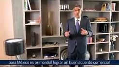 Primordial para Mxico lograr un acuerdo favorable del TLCAN