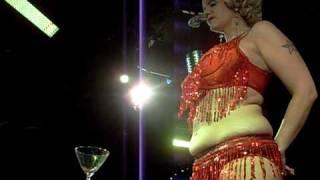World Famous *bob* - Martini Time - Candy Box Burlesque