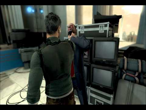 Lets play tom clancy's splinter cell conviction [PC] Lincoln Memorial part 1 of 2