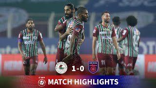 Highlights - ATK Mohun Bagan 1-0 Odisha FC - Match 15 | Hero ISL 2020-21