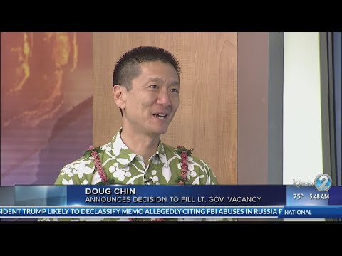 Doug Chin: Hawaii