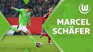 Willkommen zurück,  Marcel Schäfer!   Seine besten Momente beim VfL Wolfsburg