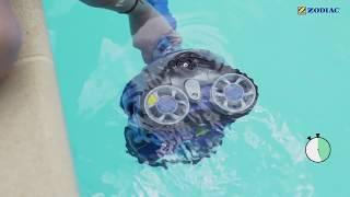 Set up Zodiac hydraulic cleaners  (Mx6 to Mx9)