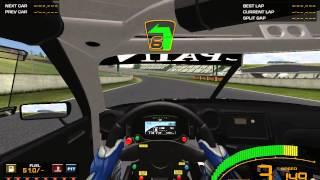 GTR2 Fia GT Racing Game - Blancpain mod GTR Nismo