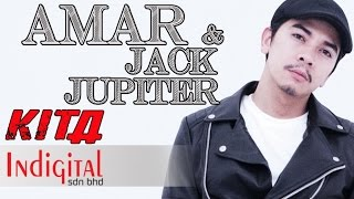 Amar & Jack Jupiter - Kita (Official Lyric Video)
