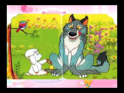 Chú mèo chạy trốn, Cừu và sói và chuyện Vua khỉ