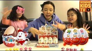 궁금해? 뽀로로 킨더조이 서프라이즈 에그 pororo kinder joy surprise egg l lol surprise l kinder joy