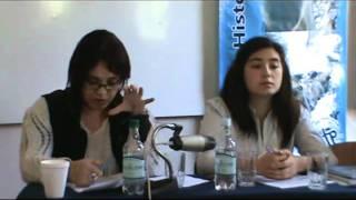 """Cristina Moyano: """"Elementos teóricos metodológicos para estudiar ..."""" - Parte 1"""