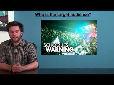 VCE English - Audience (Language Analysis)