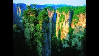 ZHANGJIAJIE & TIANMEN MOUNTAIN, China (by World Heritage Network)