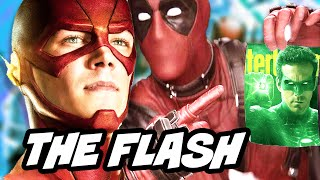 The Flash Season 3 Harry Potter and Arrow Green Lantern Explained